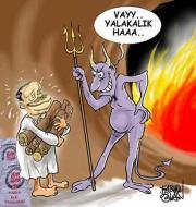 Güldürü karikatürler sergimize hoşgeldiniz